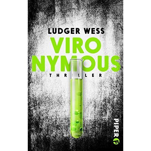 Ludger Weß - VIRONYMOUS: Thriller - Preis vom 15.06.2021 04:47:52 h