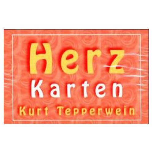 Kurt Tepperwein - Herz-Karten - Preis vom 17.06.2021 04:48:08 h