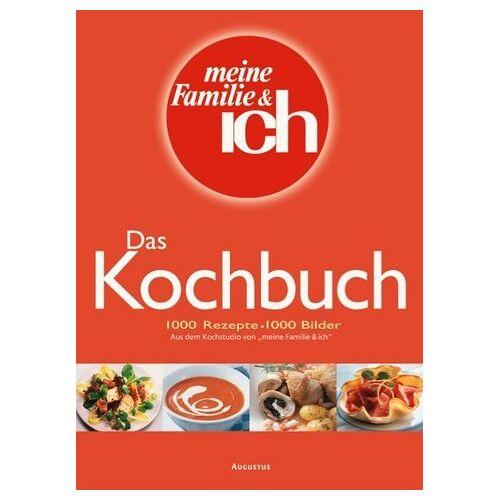 - Meine Familie & Ich: Das Kochbuch - Preis vom 18.06.2021 04:47:54 h