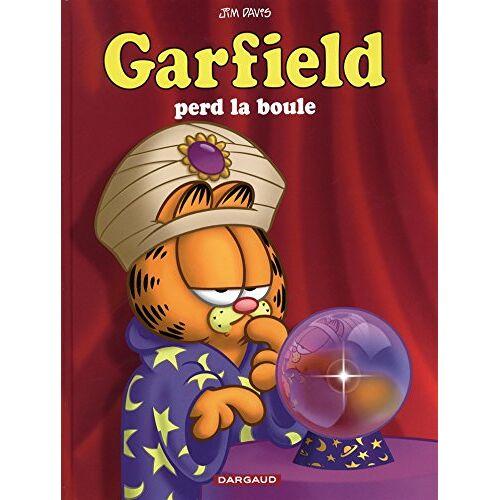 Jim Davis - Garfield T61 - Garfield Perd la Boule - Preis vom 02.08.2021 04:48:42 h