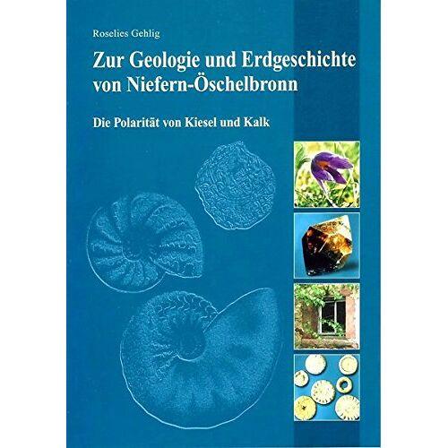 Roselies Gehlig - Zur Geologie und Erdgeschichte von Niefern-Öschelbronn: Die Polarität von Kiesel und Kalk - Preis vom 22.06.2021 04:48:15 h