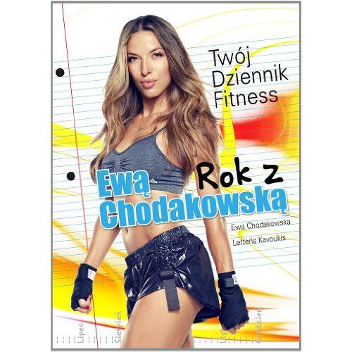 Ewa Chodakowska - Rok z Ewa Chodakowska: Twój Dziennik Fitness - Preis vom 14.06.2021 04:47:09 h