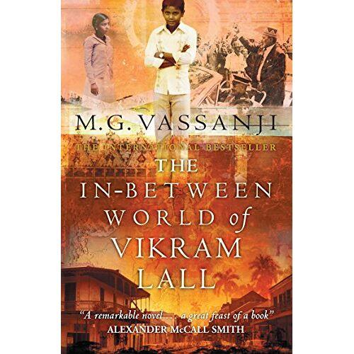 Moyez Vassanji - The In-Between World of Vikram Lall - Preis vom 15.06.2021 04:47:52 h
