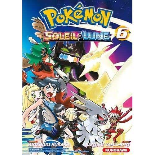 - Pokémon Soleil et Lune - tome 6 (6) (Pokemon, Band 6) - Preis vom 02.08.2021 04:48:42 h