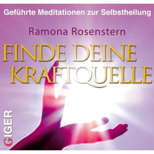 Ramona Rosenstern - Finde deine Kraftquelle - Preis vom 16.10.2021 04:56:05 h