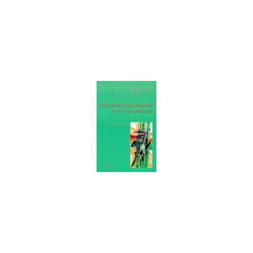 Thomas Heidenreich - Achtsamkeit und Akzeptanz in der Psychotherapie. Ein Handbuch - Preis vom 24.07.2021 04:46:39 h