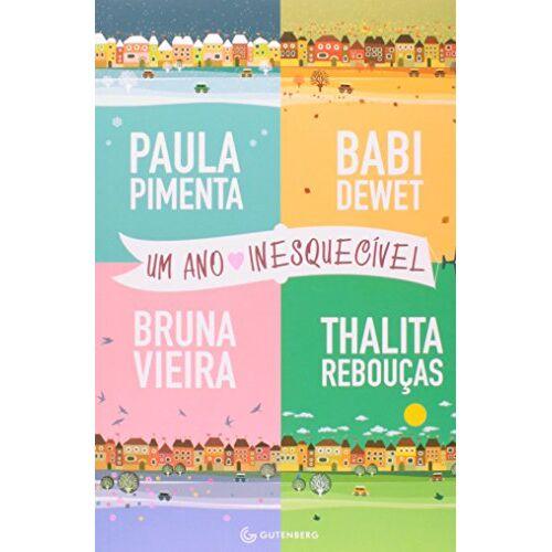 Paula Pimenta - Um Ano Inesquecível (Em Portuguese do Brasil) - Preis vom 11.06.2021 04:46:58 h