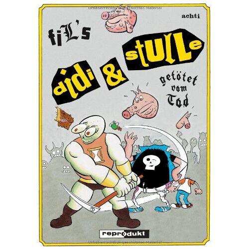 Fil - Didi & Stulle. Comics: Didi & Stulle 08: Getötet vom Tod: BD 8 - Preis vom 21.06.2021 04:48:19 h