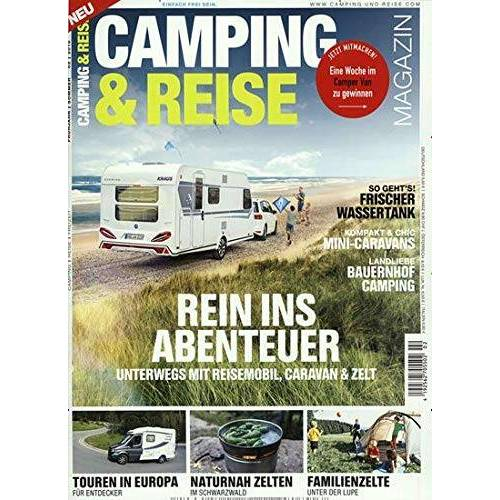 Camping & Reise - Camping & Reise 2/2019 - Preis vom 22.06.2021 04:48:15 h