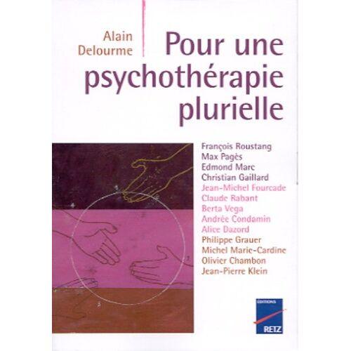 Collectif - Pour une psychothérapie plurielle (Psychologie) - Preis vom 11.10.2021 04:51:43 h