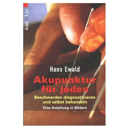 Hans Ewald - Akupunktur für jeden - Preis vom 12.10.2021 04:55:55 h