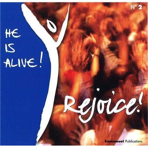 Chants Il Est Vivant - He Is Alive ! - CD - Rejoice ! - Preis vom 14.06.2021 04:47:09 h
