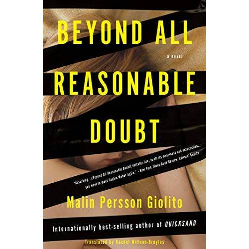 Malin Persson Giolito - Beyond All Reasonable Doubt - Preis vom 16.06.2021 04:47:02 h
