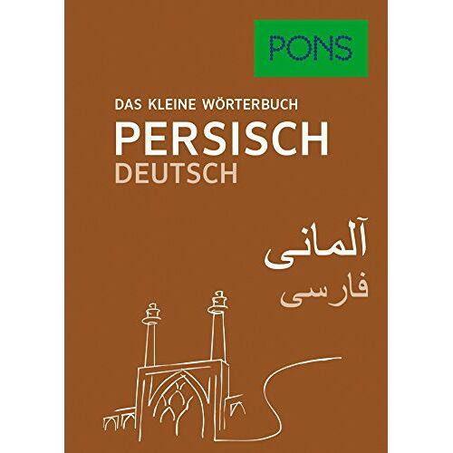 - PONS Das kleine Wörterbuch Persisch: Persisch-Deutsch / Deutsch-Persisch - Preis vom 11.06.2021 04:46:58 h