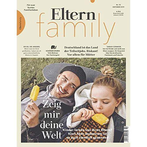 Eltern family - Eltern family 10/2019 Zeig mir deine Welt - Preis vom 15.06.2021 04:47:52 h
