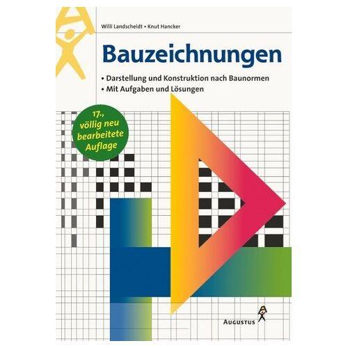 Willi Landscheidt - Bauzeichnungen - Preis vom 20.06.2021 04:47:58 h