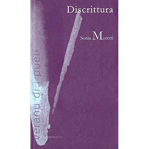 S. Moretti - Discrittura - Preis vom 14.06.2021 04:47:09 h