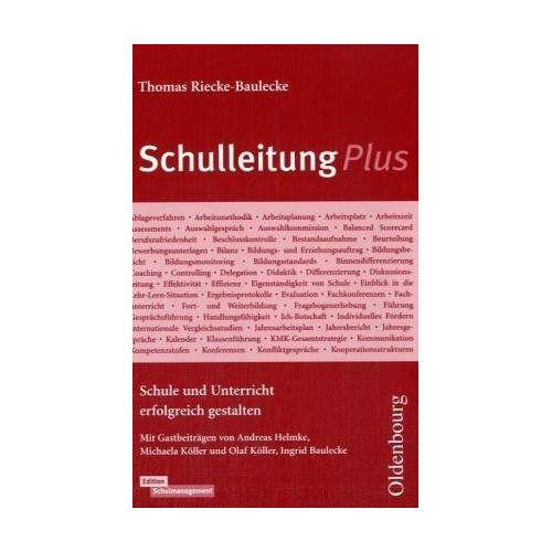 Thomas Riecke-Baulecke - Schulleitung Plus - Preis vom 20.06.2021 04:47:58 h