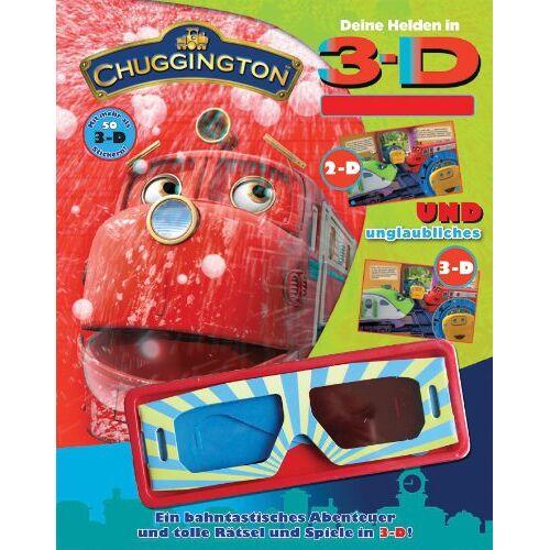 - Chuggington: 3D Activity - Preis vom 12.10.2021 04:55:55 h