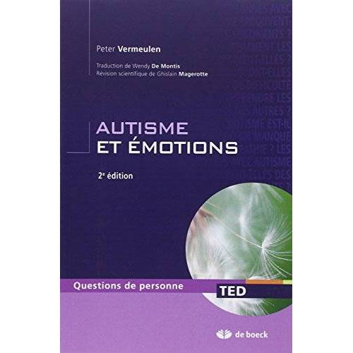 Peter Vermeulen - Autisme et émotions - Preis vom 13.06.2021 04:45:58 h