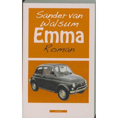 Walsum, Sander van - Emma / druk 1 - Preis vom 15.06.2021 04:47:52 h