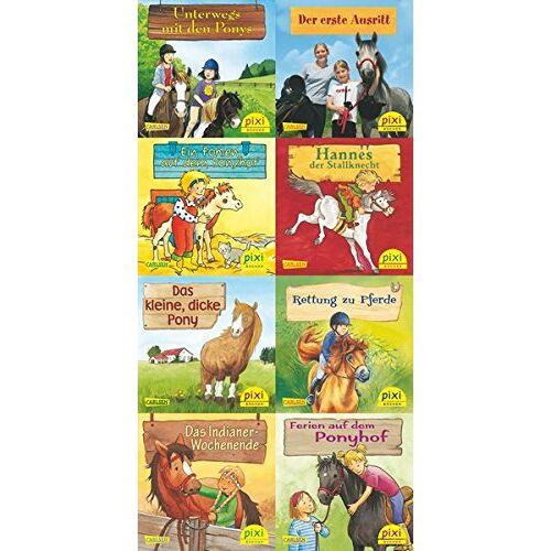 - Pixi-Bundle 8er Serie 198: Große Pferde, kleine Pferde - Preis vom 14.06.2021 04:47:09 h