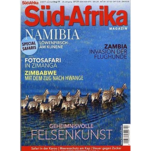 Süd-Afrika - Süd-Afrika 2/2019 - Preis vom 09.06.2021 04:47:15 h