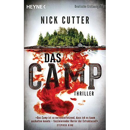 Nick Cutter - Das Camp: Thriller - Preis vom 09.06.2021 04:47:15 h