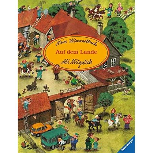 - Mein Wimmelbuch: Auf dem Lande - Preis vom 19.06.2021 04:48:54 h