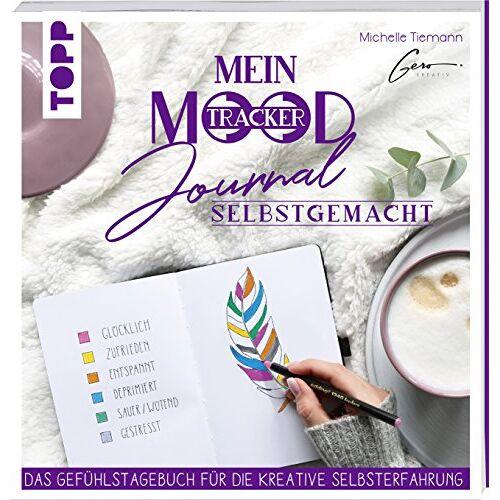 Michelle Tiemann - Mein Mood Journal selbstgemacht: Das Diary für die kreative Selbsterfahrung - Preis vom 01.08.2021 04:46:09 h