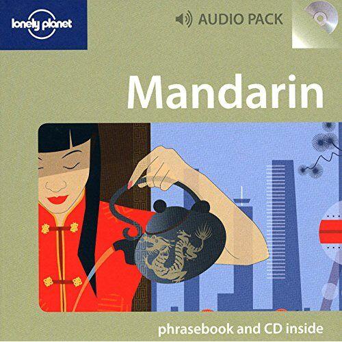 Vários Autores - Mandarin Phrasebook (Lonely Planet Phrasebooks) - Preis vom 13.09.2021 05:00:26 h