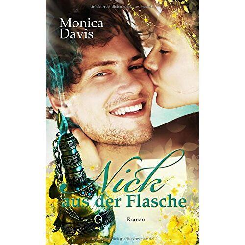 Monica Davis - Nick aus der Flasche: Fantasy Romance - Preis vom 17.05.2021 04:44:08 h
