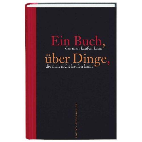 M. Prudens - Ein Buch, das man kaufen kann, über Dinge, die man nicht kaufen kann - Preis vom 13.10.2021 04:51:42 h