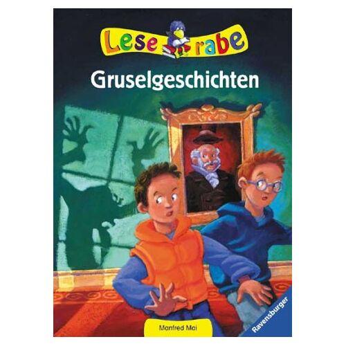 Manfred Mai - Der Leserabe: Gruselgeschichten - Preis vom 11.06.2021 04:46:58 h