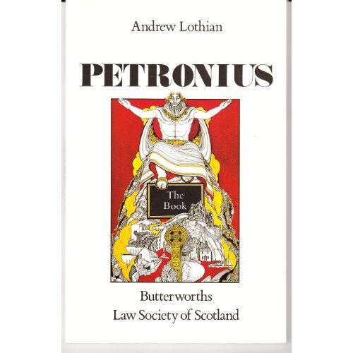 Andrew Lothian - Petronius - The Book - Preis vom 18.06.2021 04:47:54 h