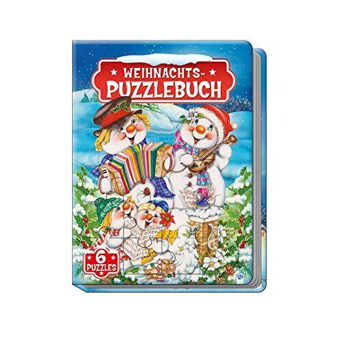- Weihnachts-Puzzlebuch - Preis vom 02.08.2021 04:48:42 h