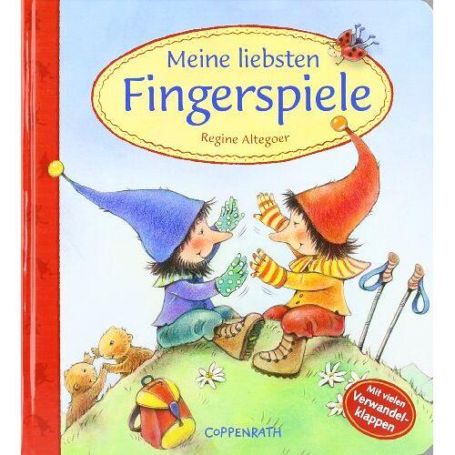 - Meine liebsten Fingerspiele - Preis vom 20.06.2021 04:47:58 h