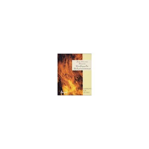Jose Stevens - Kraftquelle Schamanismus - Preis vom 01.08.2021 04:46:09 h