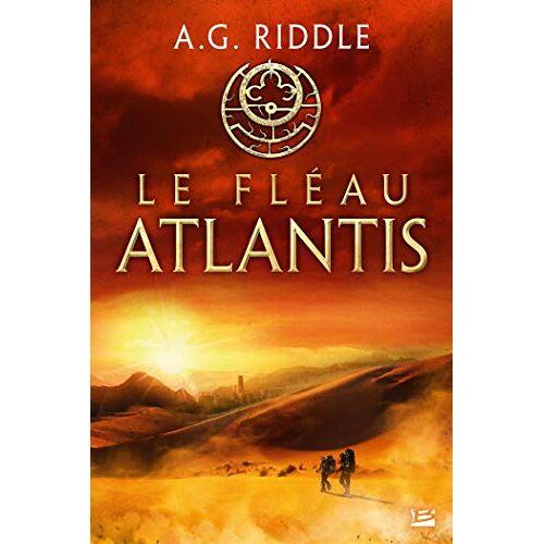 - La Trilogie Atlantis, T2 : Le Fléau Atlantis (La Trilogie Atlantis (2)) - Preis vom 22.09.2021 05:02:28 h