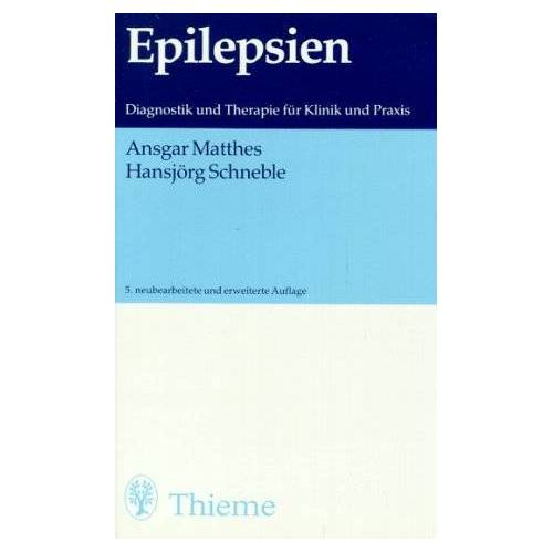 Ansgar Matthes - Epilepsien - Preis vom 20.06.2021 04:47:58 h