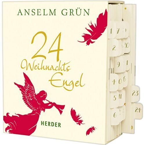 Anselm Grün - 24 Weihnachtsengel - Preis vom 12.06.2021 04:48:00 h