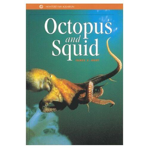 Hunt, James C. - Octopus and Squid (Monetary Bay Aquarium Natural History Series) - Preis vom 13.06.2021 04:45:58 h