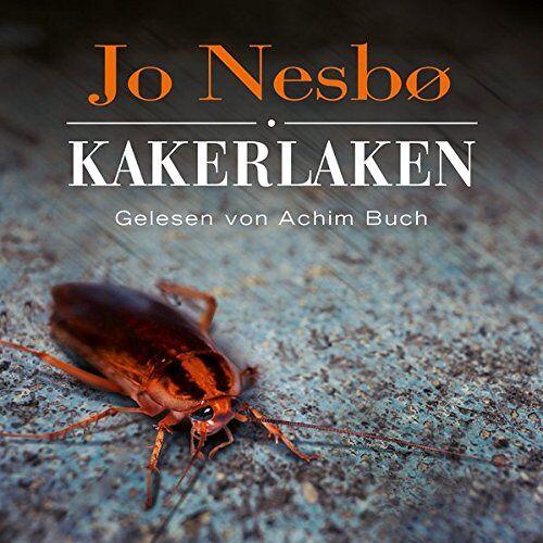 Jo Nesbo - Kakerlaken: 5 CDs (Ein Harry-Hole-Krimi, Band 2) - Preis vom 11.10.2021 04:51:43 h