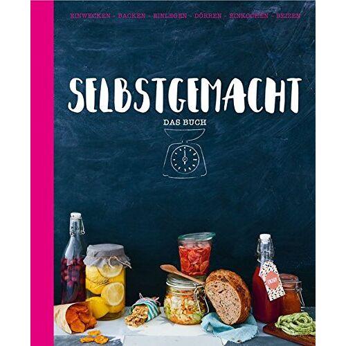 Edeka Verlagsgesellschaft - Selbstgemacht - Das Buch: Einwecken - Backen - Einlegen - Dörren - Einkochen - Beizen - Preis vom 15.10.2021 04:56:39 h