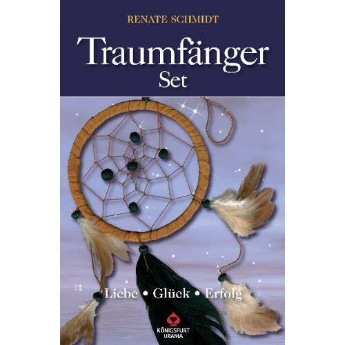 Renate Schmidt - Traumfänger: Liebe, Glück, Erfolg. Set mit Buch und Traumfänger - Preis vom 12.06.2021 04:48:00 h