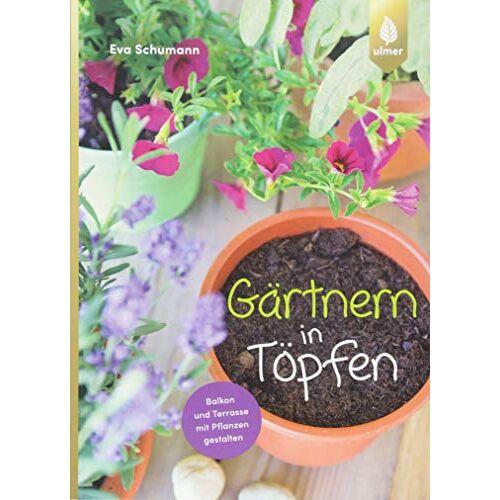 Eva Schumann - Gärtnern in Töpfen: Balkon und Terrasse mit Pflanzen gestalten - Preis vom 13.09.2021 05:00:26 h