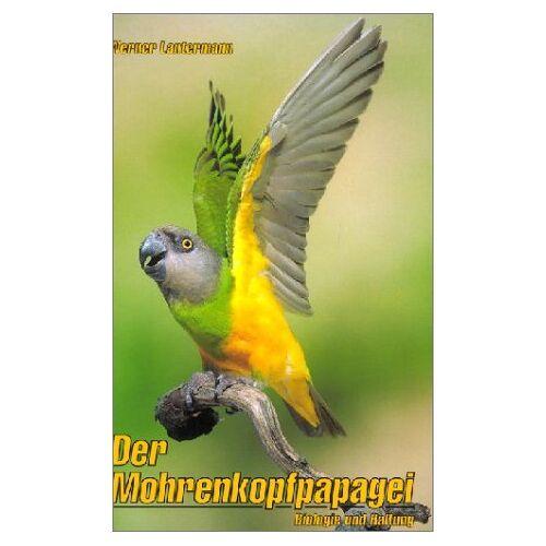 Werner Lantermann - Der Mohrenkopfpapagei - Preis vom 15.06.2021 04:47:52 h