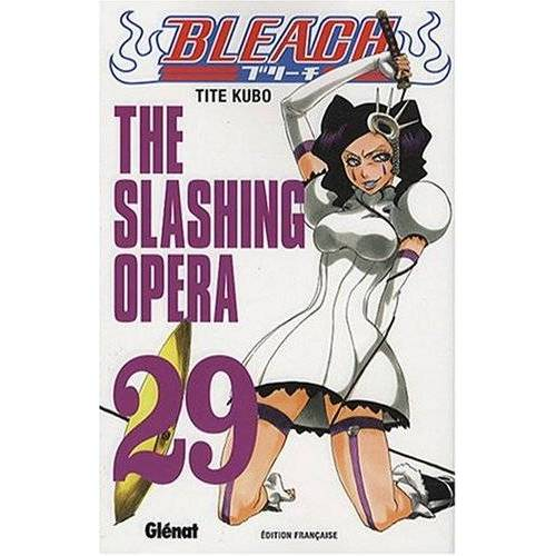 Tite Kubo - Bleach, Tome 29 : The Slashing Opera - Preis vom 17.06.2021 04:48:08 h
