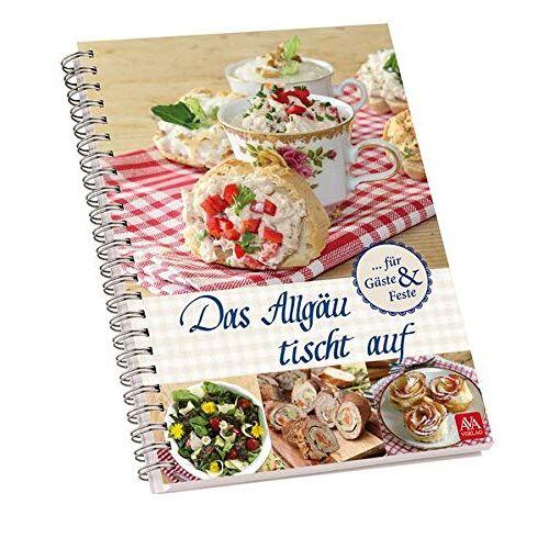 AVA-Verlag Allgäu GmbH - Das Allgäu tischt auf - Preis vom 16.06.2021 04:47:02 h
