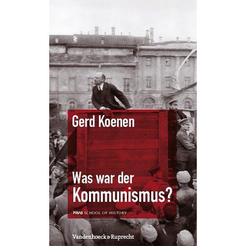 Gerd Koenen - Was war der Kommunismus? (Frias Rote Reihe) - Preis vom 11.06.2021 04:46:58 h